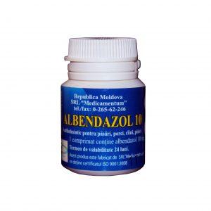 Comp Albendasol 10