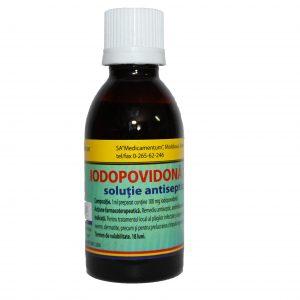 Iodopovidona