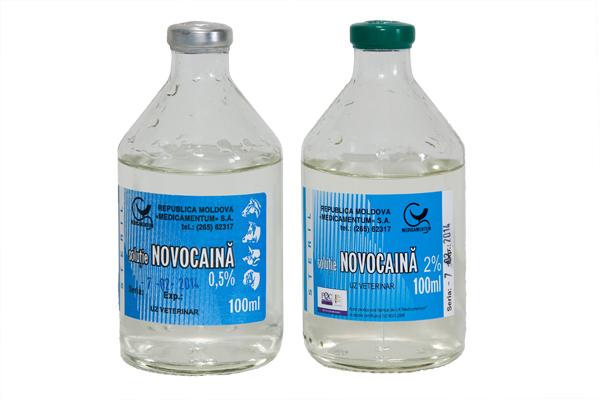 Sol. Novocaina