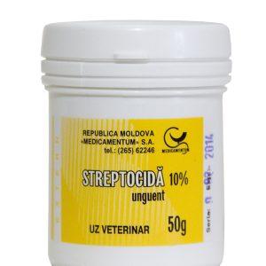 Streptocida 10% unguent