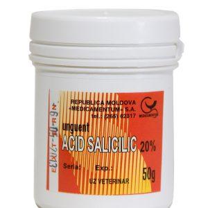 Acid Salicilic 20% unguent