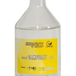 Alcool Camforat 10%