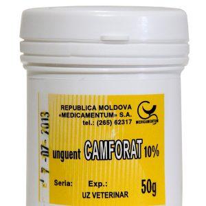 Camforat 10% unguent