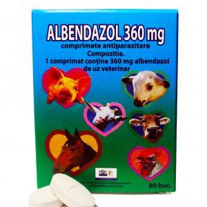 Comp Albendasol 360