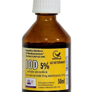Iod 5%