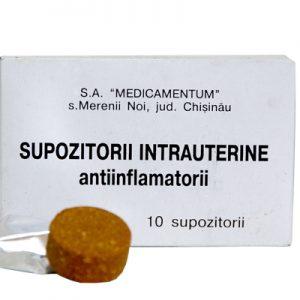 Supozitorii intrauterina