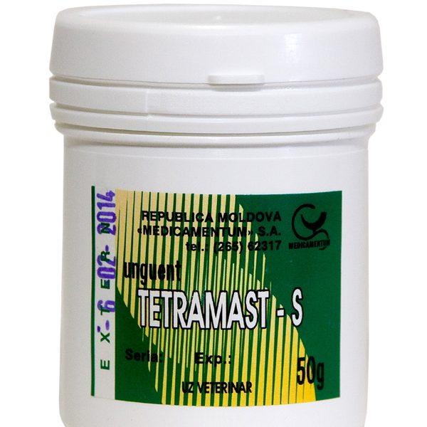 Tetramast-S unguent