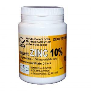 Ung Zinc